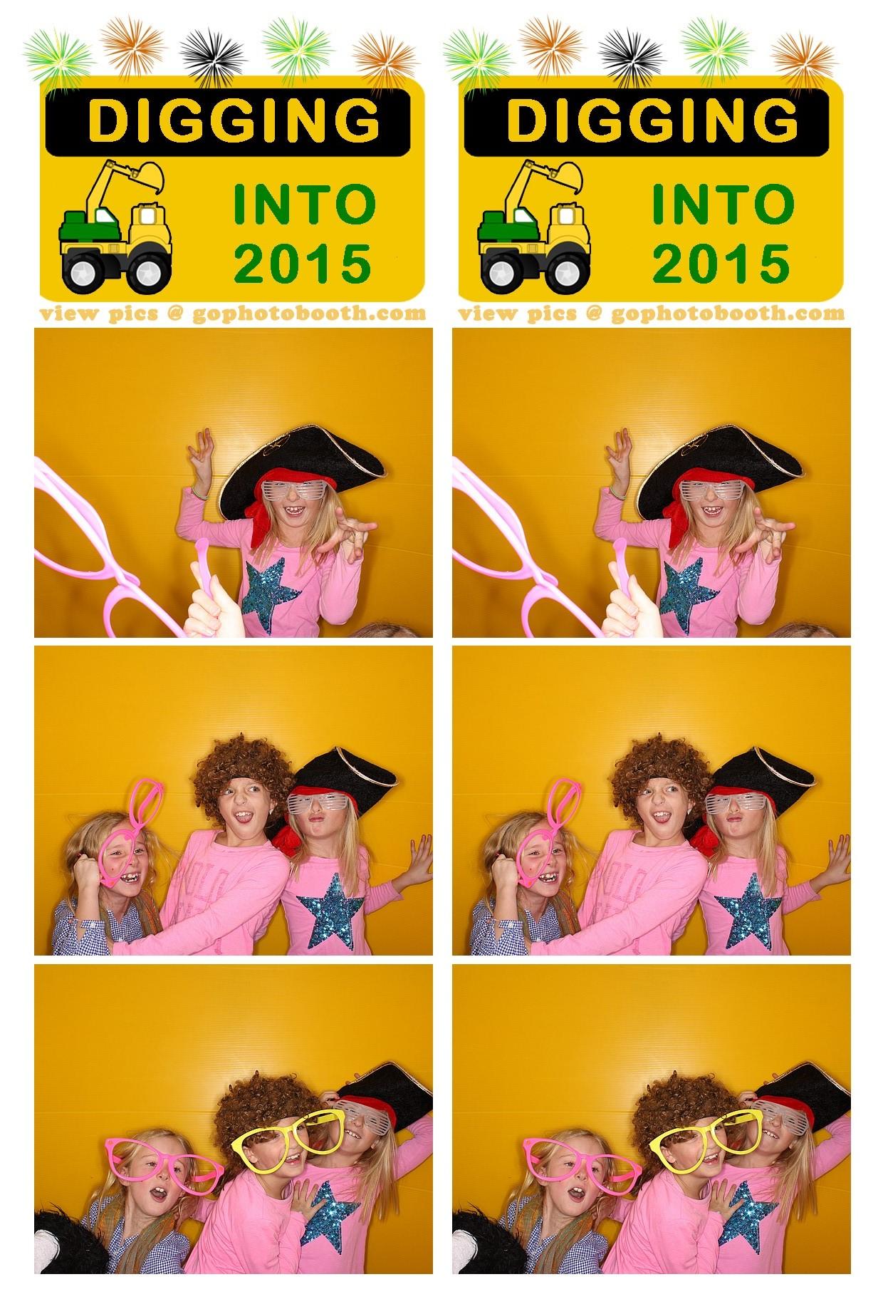 Jack's birthday party NYE 2015 Bash!