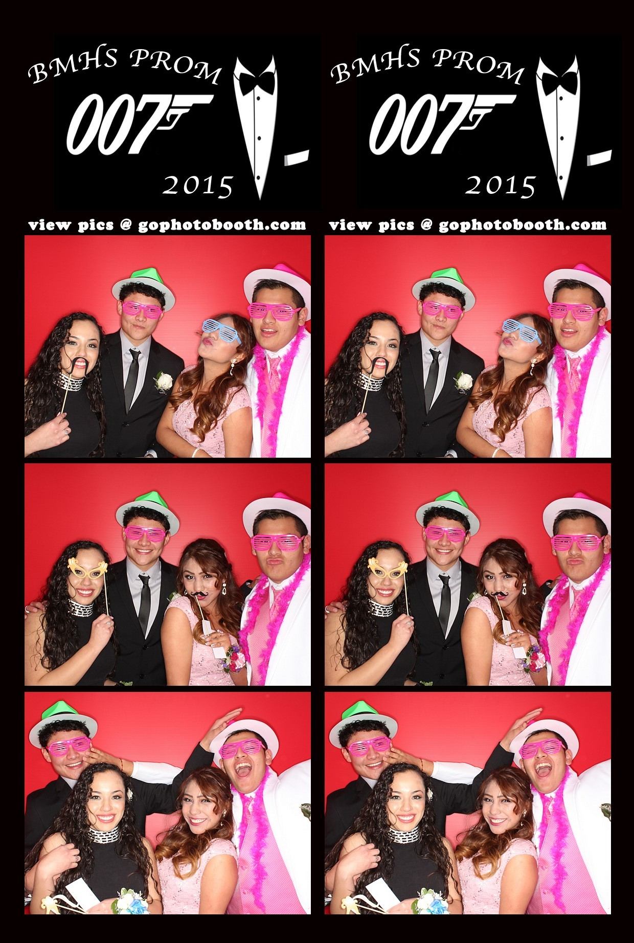 BMHS Prom 2015