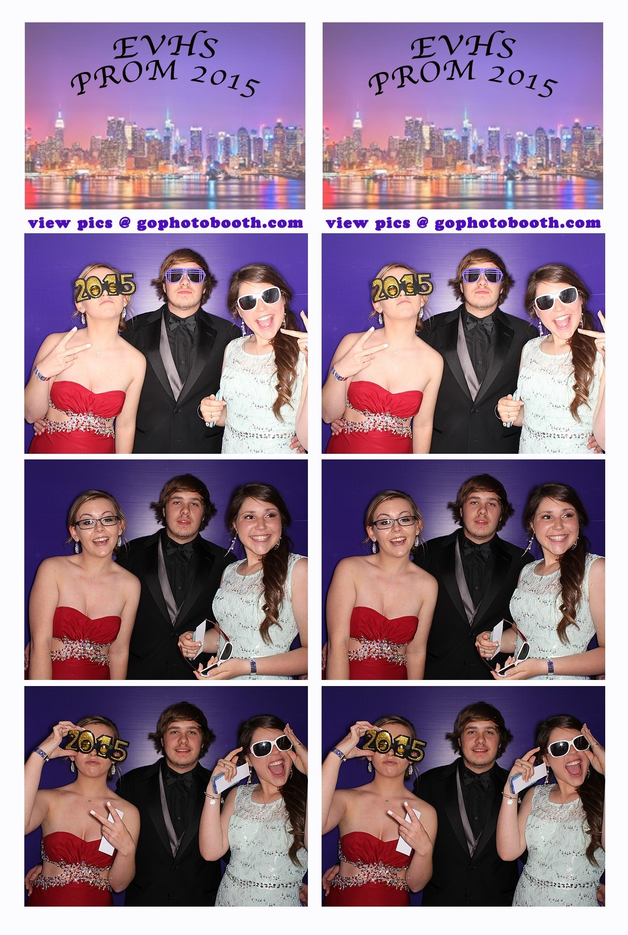 EVHS Prom 2015
