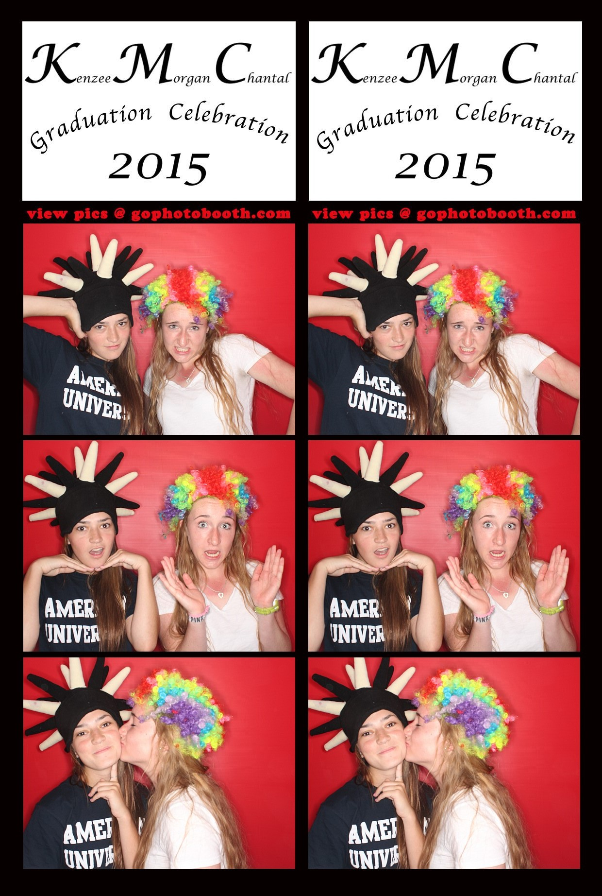 KMC Graduation Party 5/23/15