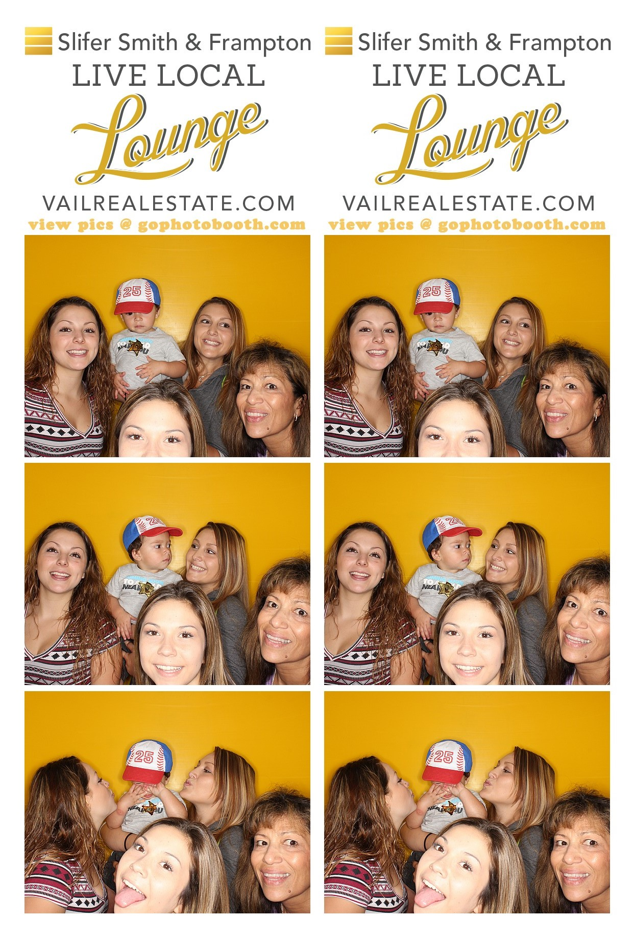 Slifer Vail Farmer's Market Photo Booth 7/12/15