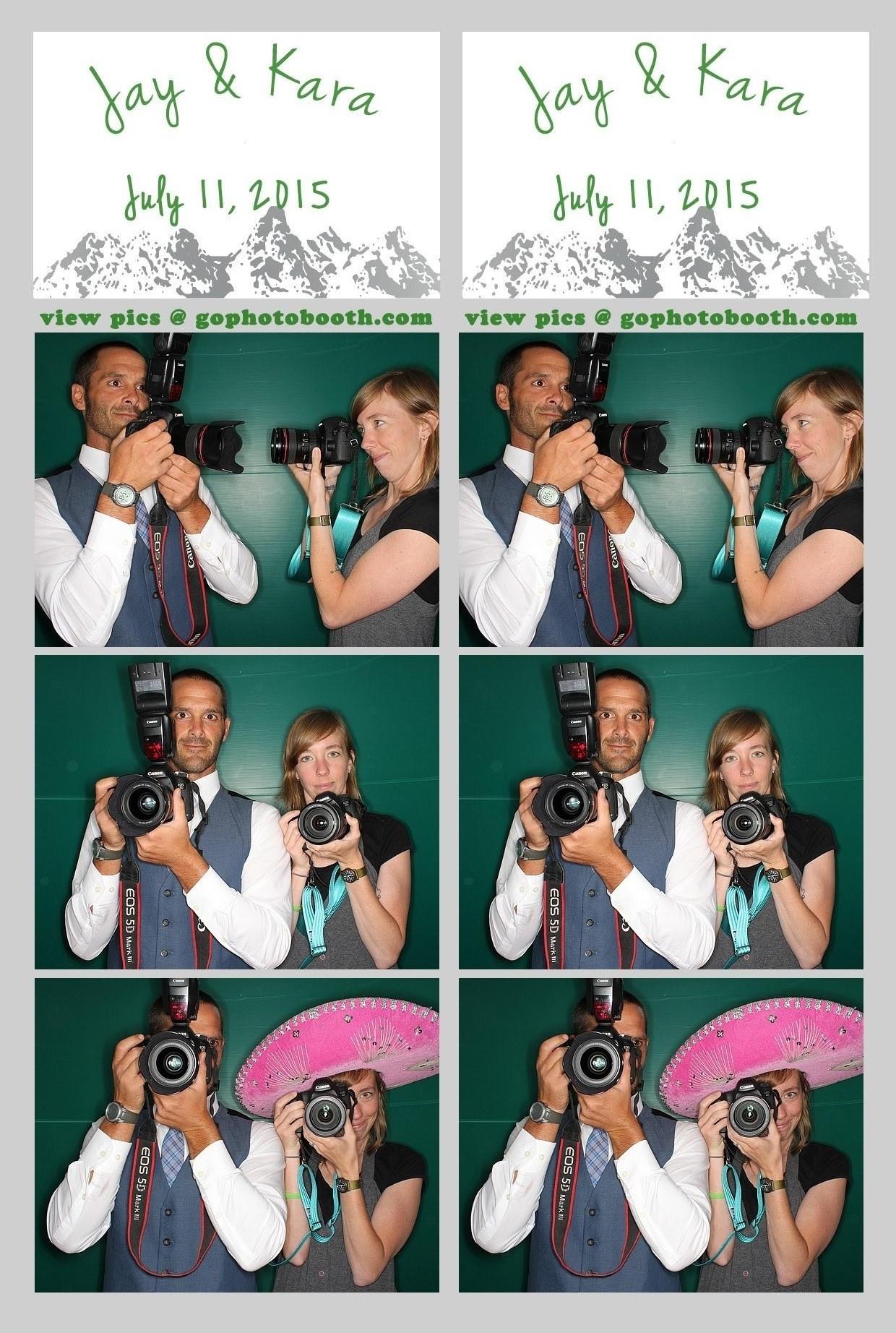 Jay and Kara's Wedding, Cordillera