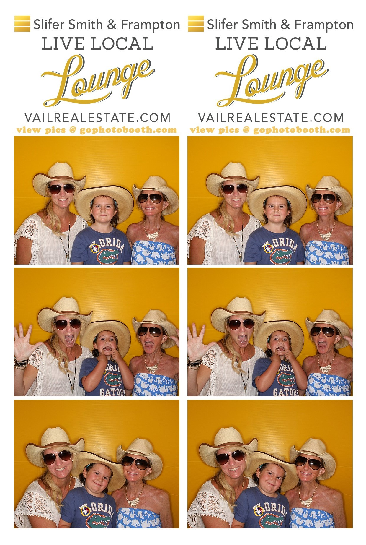 Slifer, Smith & Frampton Photo Booth Vail Market 8/2/15