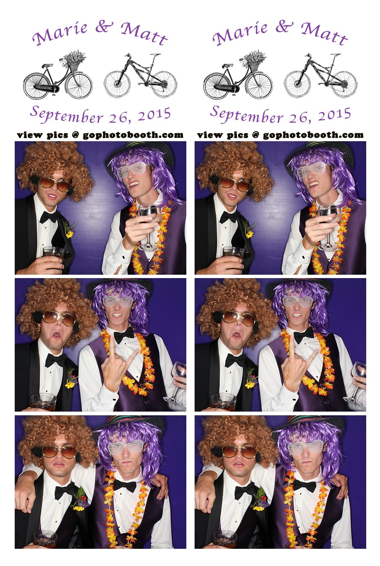 Marie & Matt- Donovan Pavilion, Vail 09/26/15