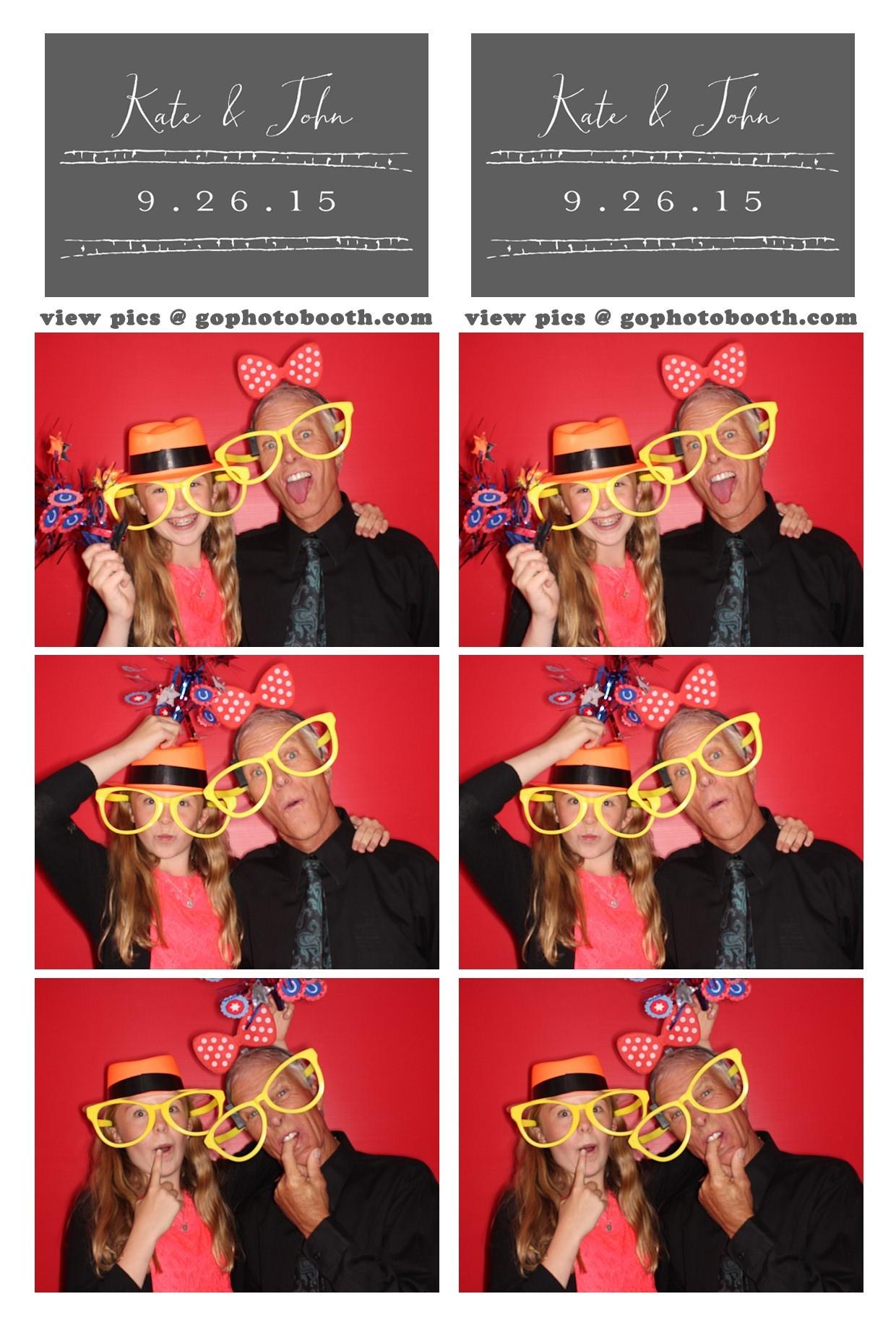 Kate & John/ Basalt 09/26/15