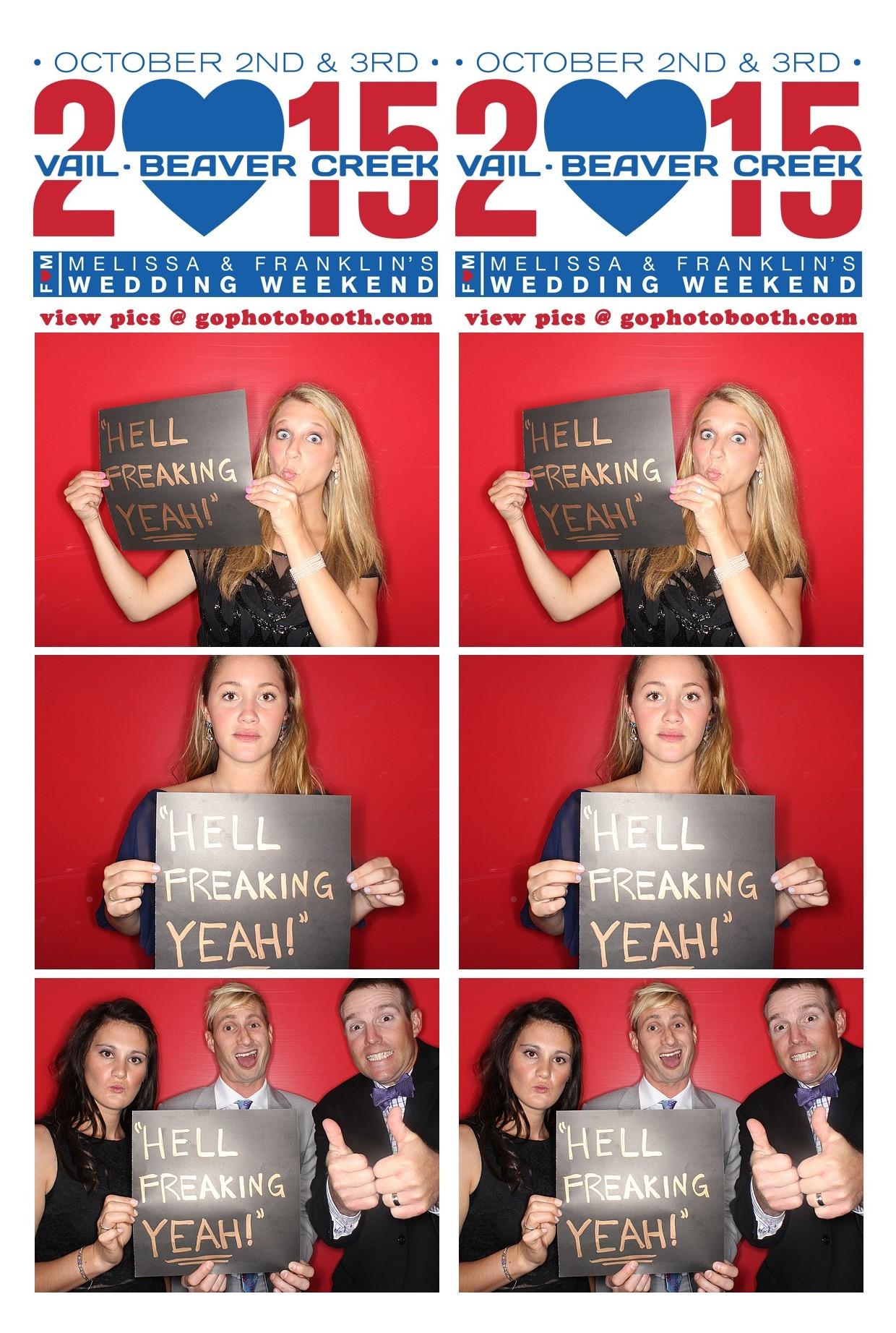 Melissa & Franklin, Hyatt Beaver Creek