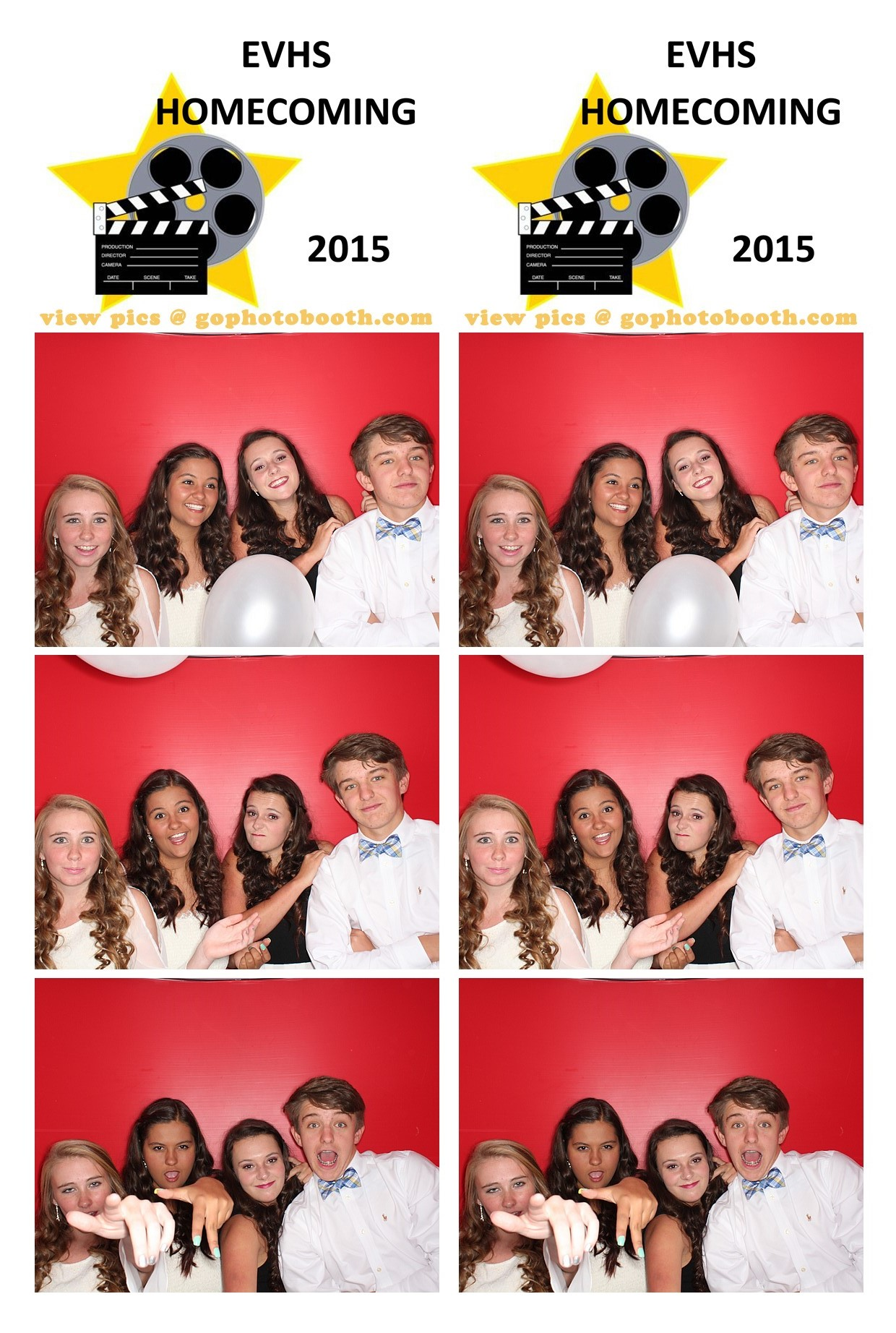 Eagle Valley High School Homecoming Dance 2015