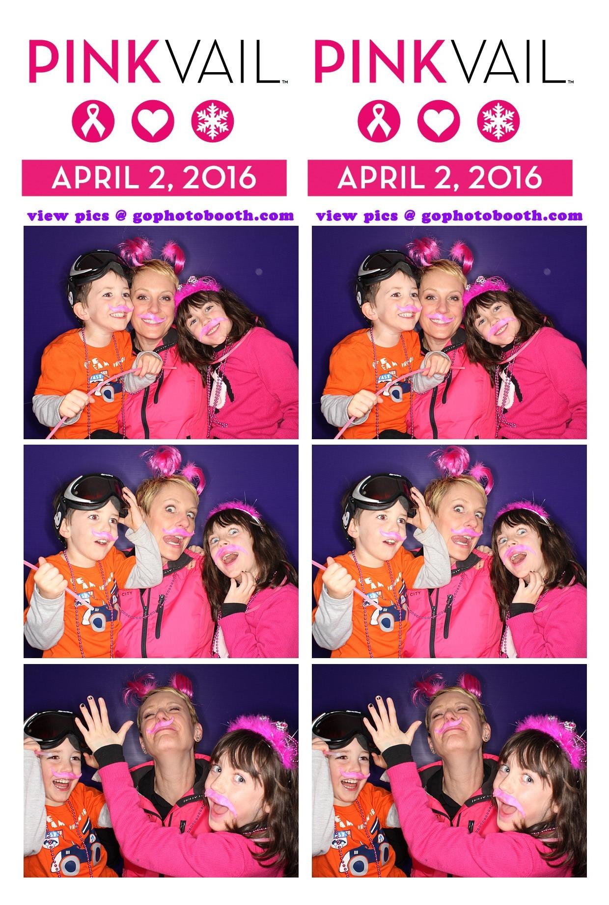 Pink Vail VIP 04/01/16