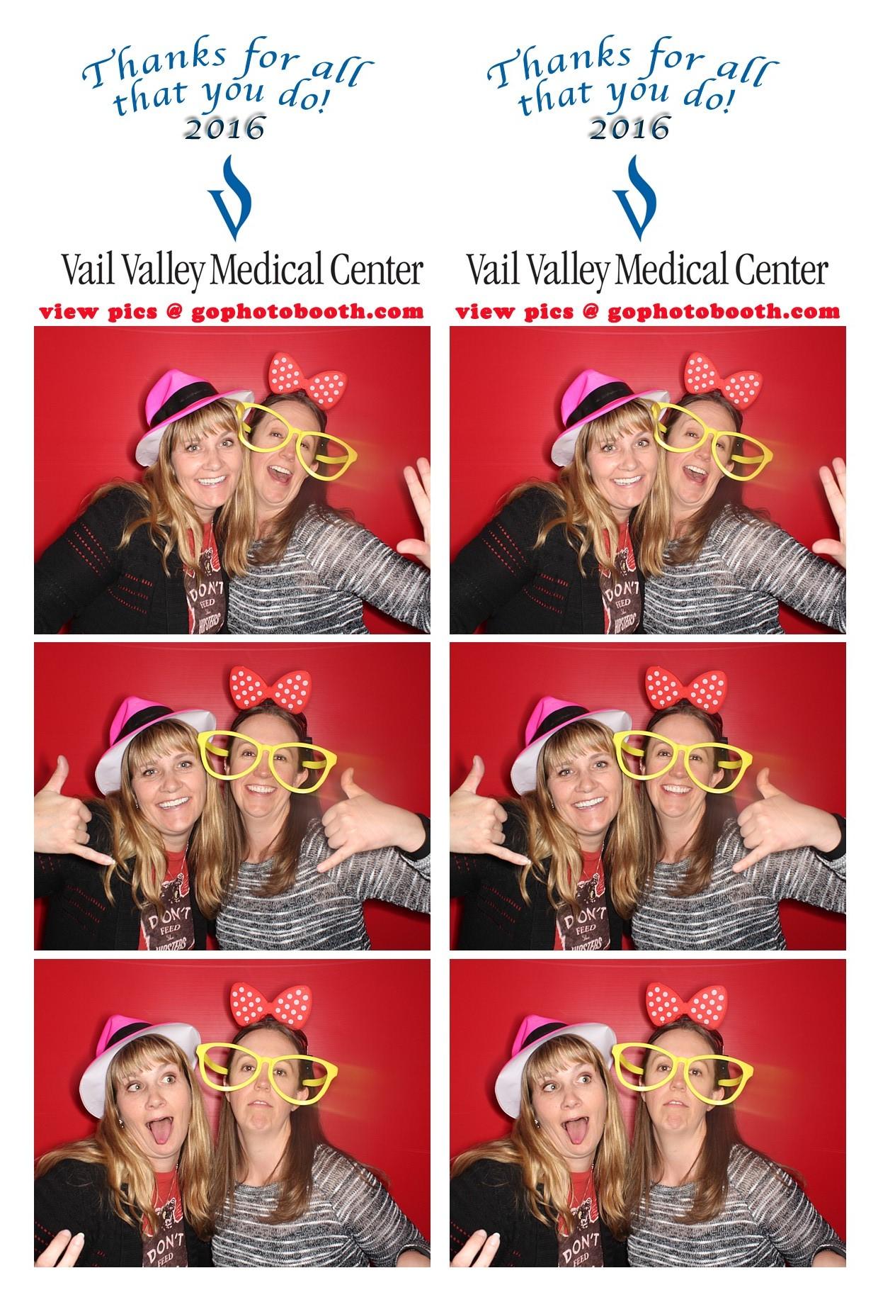 VVMC Employee party/ Vail 04/07/16