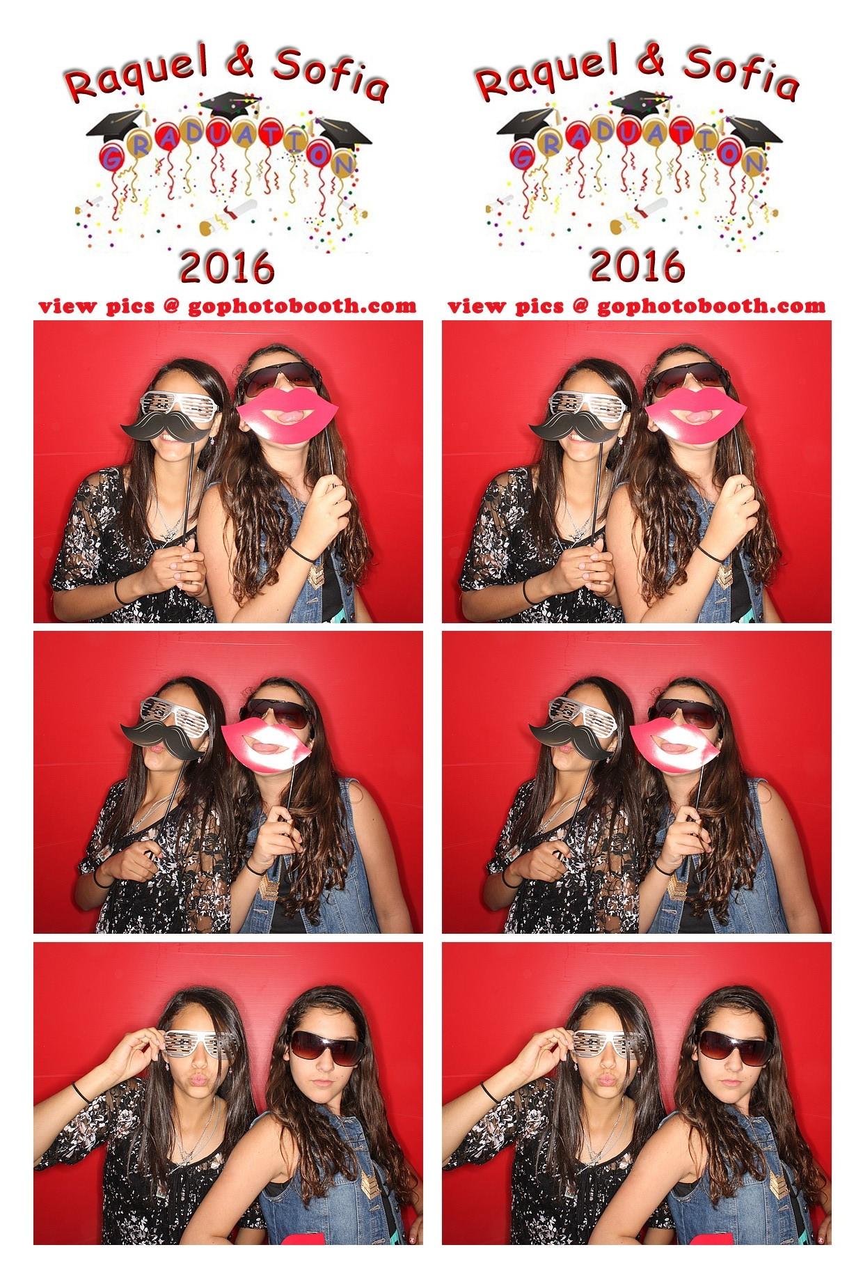 Raquel & Sofia's Graduation- Gypsum 05/21/16