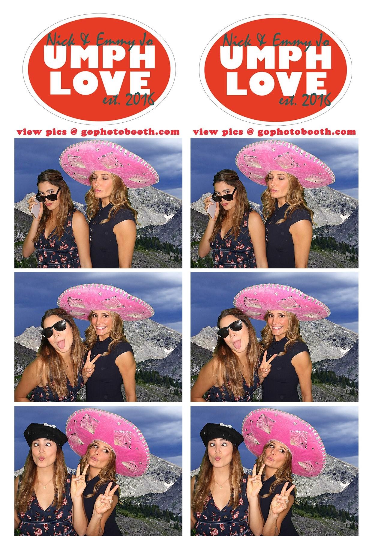 Nick & Emmy Jo/ Vail, CO 06-18/16