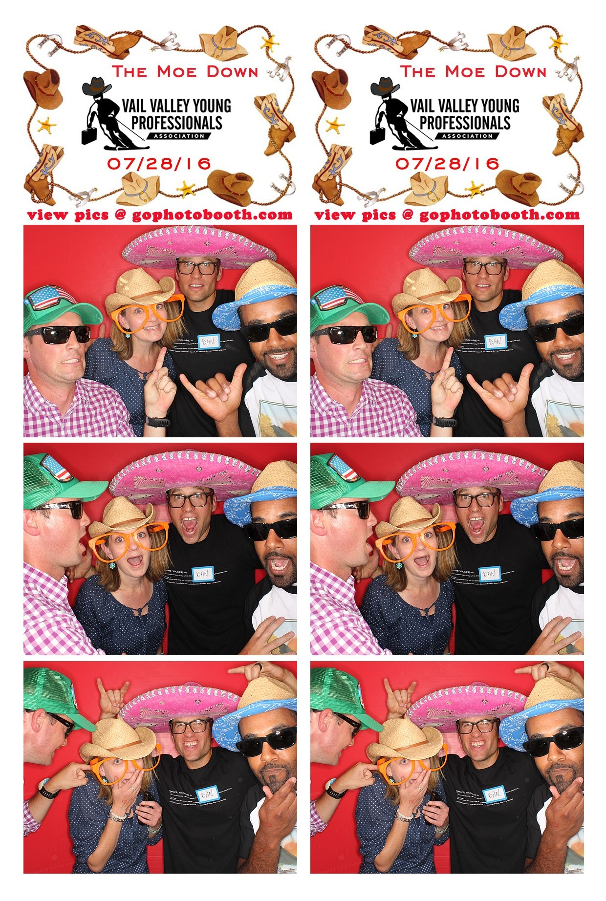 VVYPA Moedown photo booth 07/28/16