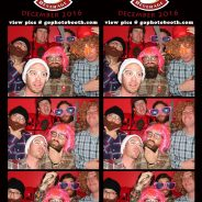 Mt. Beverage Holiday Party Photo Booth 2016