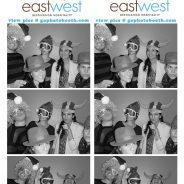 East West Resorts Holiday Party Photo Booth 2016