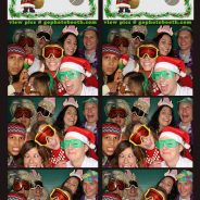 The Little Nell Holiday Photo Booth 2016