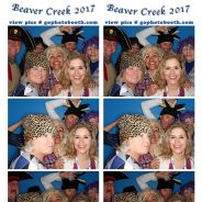 CSC party at the Beaver Creek Dusty Boot 01/19/17